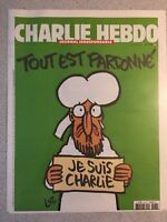 CHARLIE HEBDO N°1178 - PREMIERE EDITION PAPIER  - NEUF