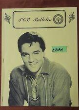 Elvis Presley TCB Bulletin Vol 2 Number 4 Ed Parker interview