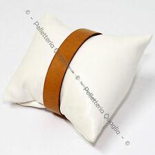 Bracciale Pelle Uomo Donna 1,5 cm Su Misura Cuoio Artigianale Polsino Polsiera