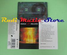 MC QUEEN Live killers 1979 england EMI TC2-EMSP 330 MERCURY no cd lp dvd vhs