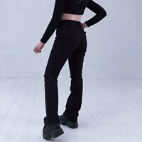 Levi's Shaping Bootcut Damen Schwarz Jeans DE 40 / W32 L34