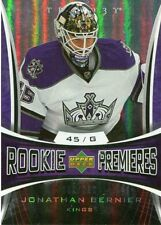 07/08 Trilogy Rookie Premiers RC  #149 Jonathan Bernier 692 of 999