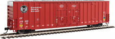 Walthers Mainline HO 60' High Cube Plate F Boxcar Canadian Pacific CP