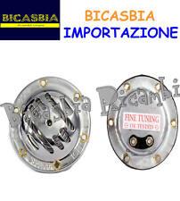 7741 - CLACSON CLAXON CROMATO MILANO 6 VOLT VESPA 50 SPECIAL R L N 125 ET3
