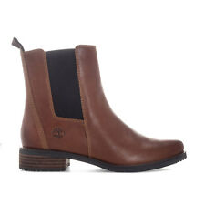 Womens Timberland Womens Venice Park Chelsea Boots in Brown - UK 3