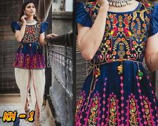 Dhoti styles Navratri Kediya type digital print cotton crep