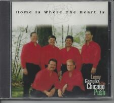 "LENNY GOMULKA  ""Home Is Where The Heart Is""  NEW SEALED POLKA CD  1 of last 2 !!"