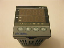 MAXTHERMO 48x48 PID temperature controller MC 5438 85-265vac OUTPUT SSR