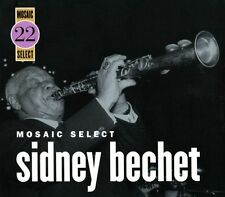SIDNEY BECHET - MOSAIC SELECT #22: SIDNEY BETCHET BY SIDNEY BETCHET CD BOX [NEW]