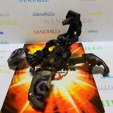 Bakugan Metalfencer Black Darkus New Vestroia Trap & cards