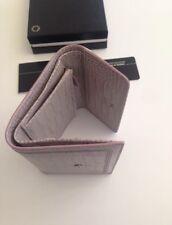 NEU MONTBLANC *Boheme* 6cc Kroko Leder Brieftasche rose NP:495€ -811