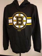 New Boston Bruins Youth Unisex Size L Large 14/16 Black Hoodie