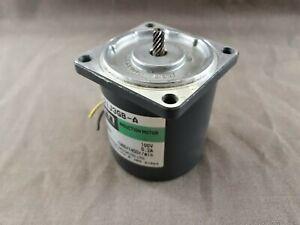 Oriental Motor 2IJ3GB-A Induction Motor 3W