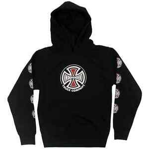 Independent Youth Truck Co. Hoodie - Black