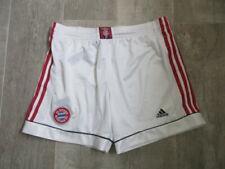 Short vintage de football Bayern Munich Adidas Blanc Taille 44
