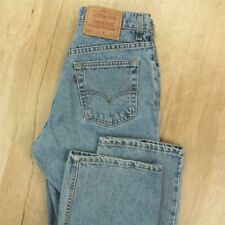 usa made LEVI'S 565 loose fit wide leg 7 JR l tag faded vtg 90's wide leg