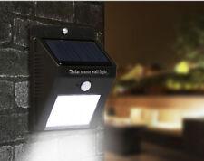 Lampada ESTERNO LAMPADA PARETE e27 Rilevatore Di Movimento Eco-Light Lutec Pino 1841-pir 4 si