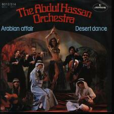 "7"" The Abdul Hassan Orchestra Arabian Affair (Chart Hit Single) Philips 70`s"