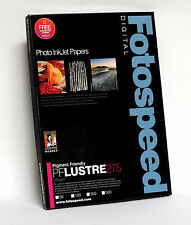 Fotospeed PF Lustre 275gsm 6x4 100 Sheets
