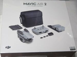 DJI Mavic Air 2 Fly More Combo - Drone Quadcopter UAV with 48MP Camera 4K