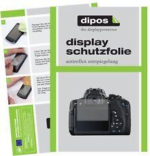 6x Canon EOS 750 D SLR Film de protection d'écran protecteur antireflet dipos
