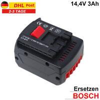DE Akku 14.4V 3,0AH Ersatz Für Bosch Premium 2 607 336 224, Li GBH GSR VE-2-LI