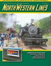 North Western Lines: 2018, No. 3 , CHICAGO & NORTH WESTERN LINES (NEW issue)