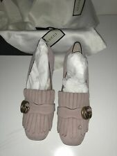 Gucci Shoes size 37.5 pink