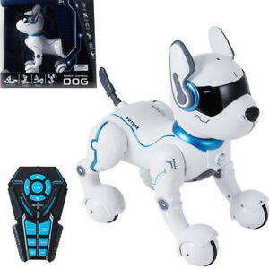 Interactive Robotic Remote Control Dog Walking Electronic Robot Pet Toys