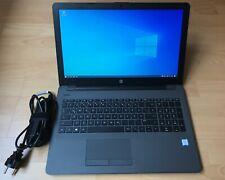 HP 250 g6 Notebook 2pr68ea Intel Core i5-7200u 2,70 GHz, 8gb ddr4, SSD portátil