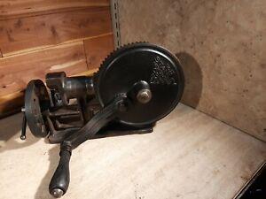 "Vintage STANLEY NO. 77 DOWEL & ROD TURNING MACHINE w/1/4"" CUTTER nice condition"