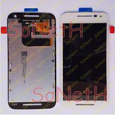 Pantalla Táctil Ed LCD Display Para Motorola Moto G3 XT1550 Blanco