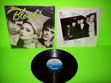Blondie ‎– Eat To The Beat 1979 Vinyl LP Record Dreaming Atomic Union City Blue