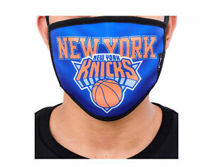 Pro Standard NBA New York Knicks Blue Face Covering Mask - 2 Pack BNK751423-ROY
