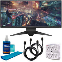 Dell Alienware LED UltraWide HD GSync Monitor (AW3418DW) with Accessories Bundle
