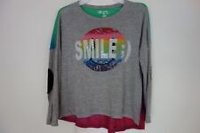 Lot of 5 Girls Boutique Shirts Long Sleeve 3T 4T FLOWERS By ZOE Nicole Miller