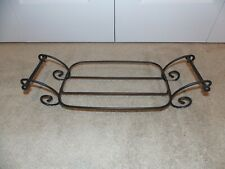 * Longaberger * Wrought Iron Foundry Collection (9 x 13 Baking Dish Caddy) 71155