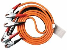 Booster Cable,HD,1 AWG,20 Ft,Parrot Jaw