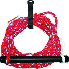 """Boat Marine Deluxe Ski Tow Rope 75 Foot 16 Strand 12"""" Wide Padded Handle"""