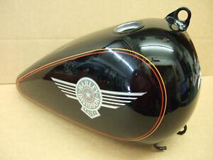 Kraftstoff Tank rechts, Fuel Tank right, Harley® Softail® 1992-99, 4,2 Gallon