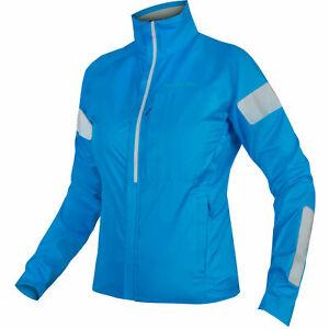 Endura Women's Urban Luminite Jacket Blue Size M New with Tag Free P&P UK