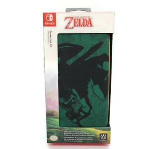 Nintendo Switch The Legend of Zelda Protection Kit New New Free Shipping