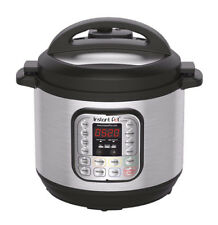 Instant Pot DUO80 8 Qt 7-in-1 Multi- Use Programmable Pressure Cooker, Slow Cook