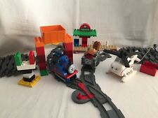 Duplo Harold Load & Carry Train Set Thomas Train Lego 5554