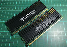 Patriot PVS24G6400LLK Viper Series PC2-6400 4-4-4-12 DDR2 800MHz 4GB (2 x 2GB)