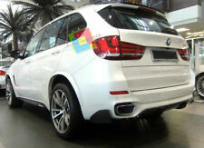 BMW X5 Painted Gloss Black F15 13-2108 ROOF Extension Lip Spoiler AERODYNAMIC