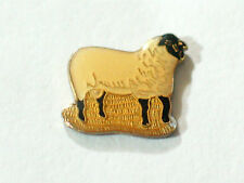 Vintage Suffix Sheep Pin  ,  Lapel Pin