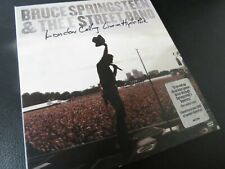 """BRUCE SPRINGSTEEN & THE E STREET BAND """"London Calling: Live In Hyde Park"""" 2 DVD"""