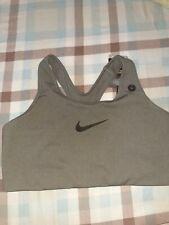 Nike Swoosh Plus Size Bra  with dri fit technology medium support (1x)