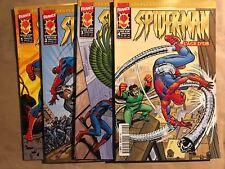 LOT SPIDER-MAN L'AGE D'OR - T1 à T4 (série complète)
